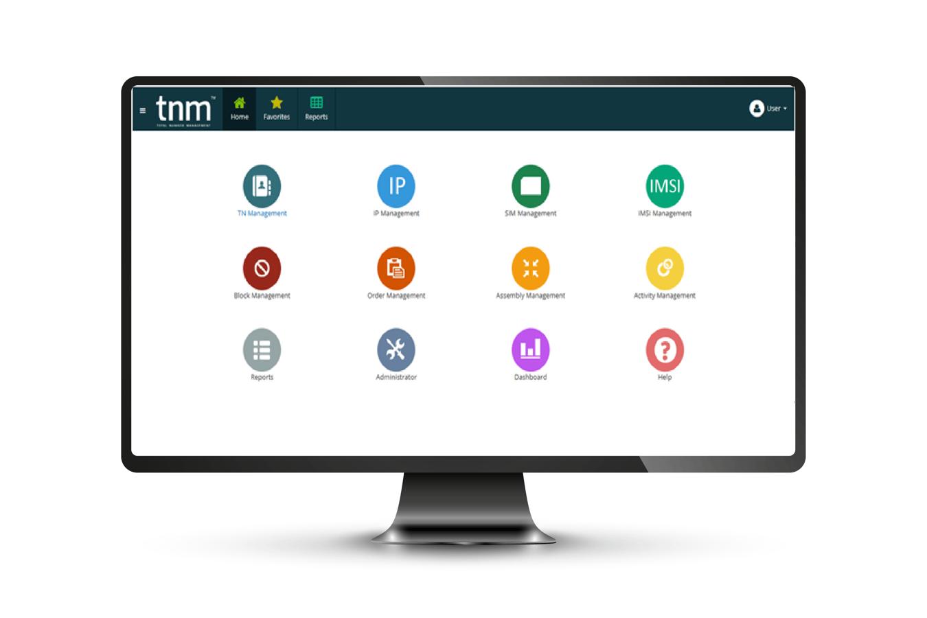 TNM Monitor