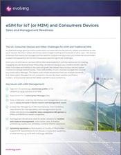 eSim for IoT